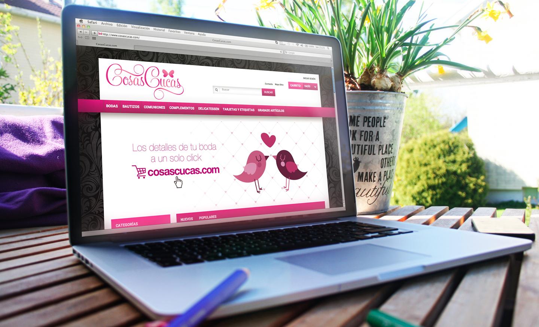 cosascucas.com tienda online