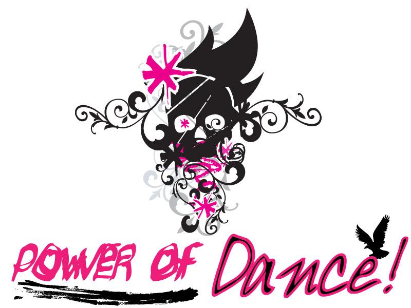 powerofdance logotipo promotora eventos