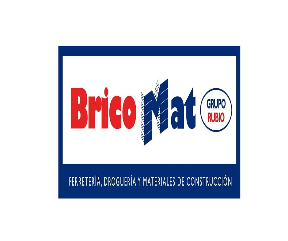 Bricomat logotipo