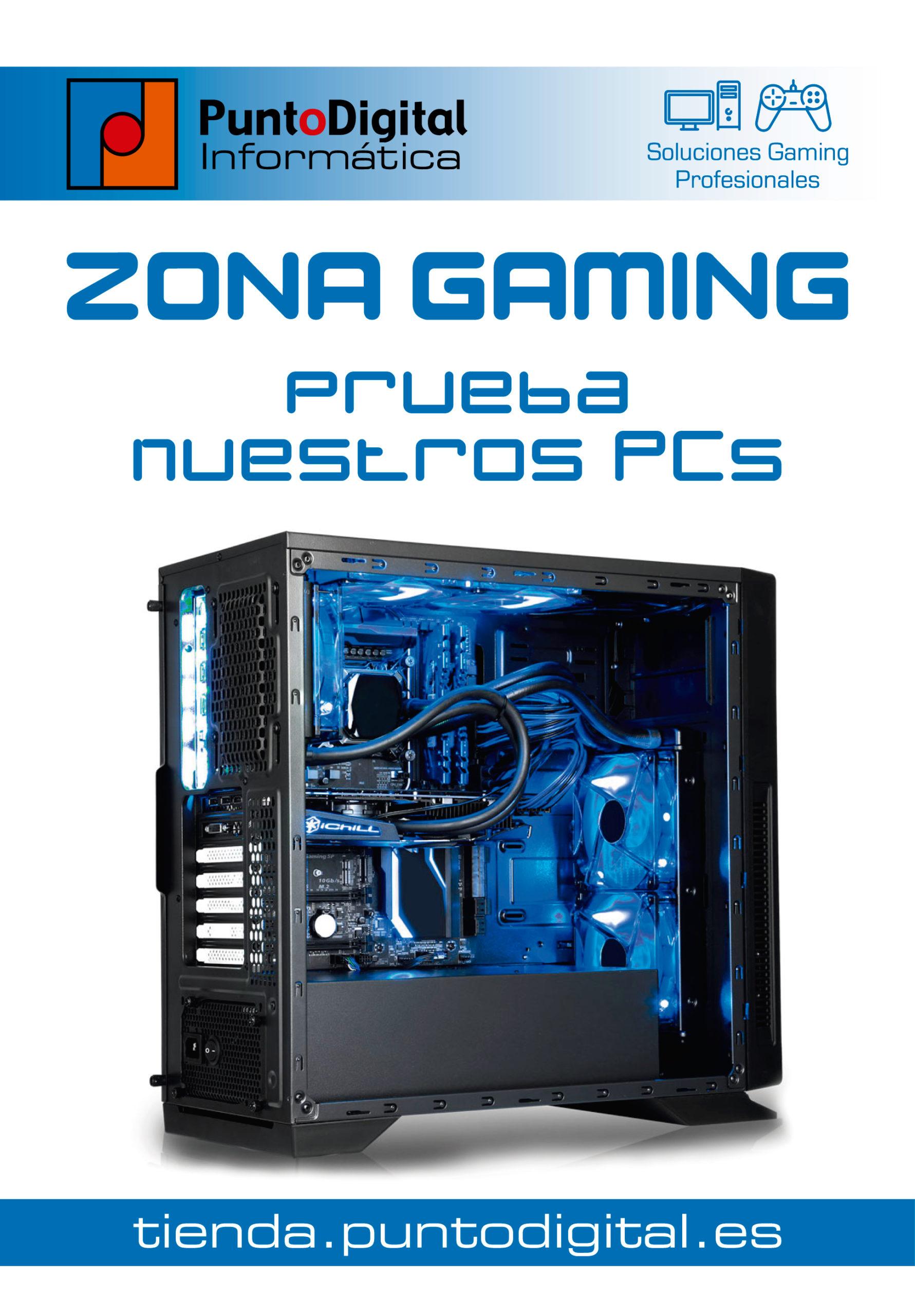 Zona Gaming PDI